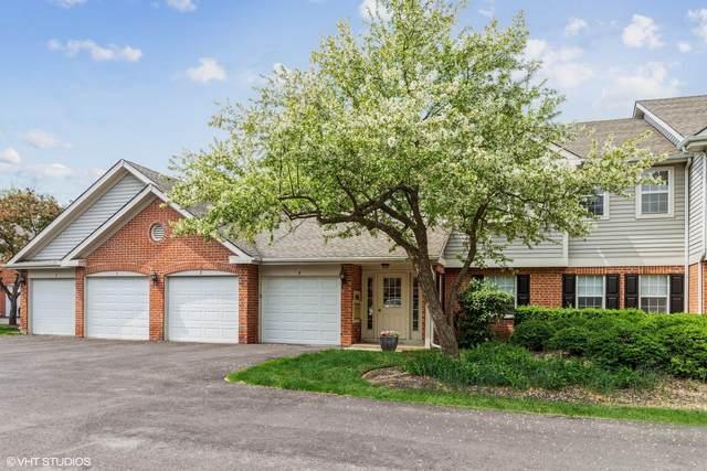 1329 E Evergreen Drive #1, Palatine, IL 60074 (MLS #11076625) :: Ryan Dallas Real Estate