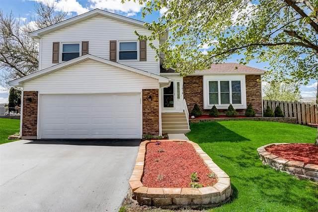 618 Belair Court, Carol Stream, IL 60188 (MLS #11076627) :: Helen Oliveri Real Estate