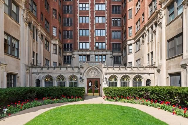 5830 S Stony Island Avenue 14A, Chicago, IL 60637 (MLS #11076733) :: The Spaniak Team