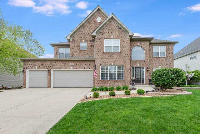 12836 Skyline Drive, Plainfield, IL 60585 (MLS #11076748) :: Helen Oliveri Real Estate