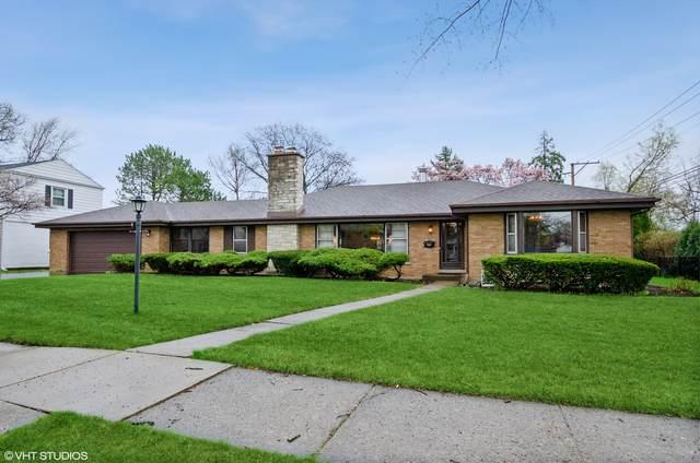 610 N Ottawa Avenue, Park Ridge, IL 60068 (MLS #11076755) :: Helen Oliveri Real Estate