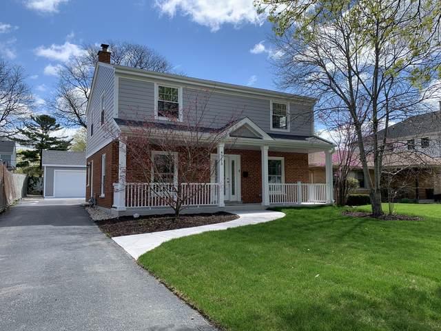 4713 Johnson Avenue, Western Springs, IL 60558 (MLS #11076765) :: Helen Oliveri Real Estate