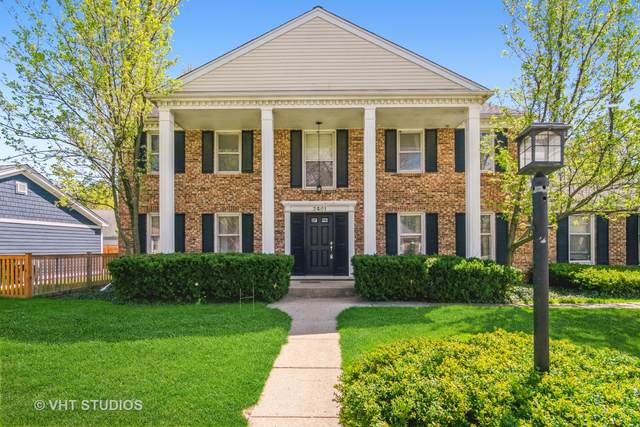 2401 Auburn Lane, Northbrook, IL 60062 (MLS #11076766) :: Helen Oliveri Real Estate