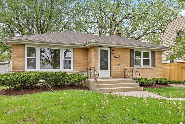 1338 Highridge Parkway, Westchester, IL 60154 (MLS #11076799) :: The Spaniak Team