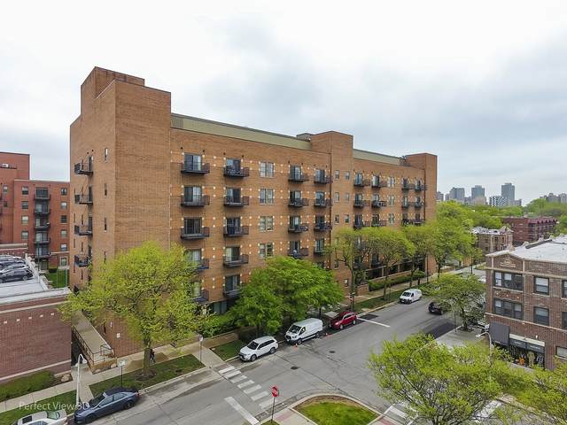 1000 E 53rd Street #414, Chicago, IL 60615 (MLS #11076832) :: Littlefield Group
