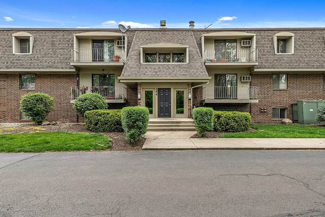 154 E Bailey Road F, Naperville, IL 60565 (MLS #11076836) :: Carolyn and Hillary Homes