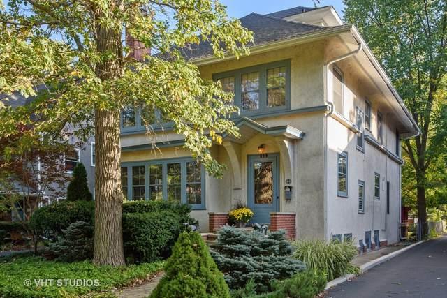 815 Linden Avenue, Wilmette, IL 60091 (MLS #11076857) :: Helen Oliveri Real Estate