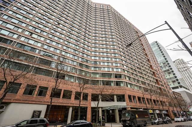 211 E Ohio Street #2605, Chicago, IL 60611 (MLS #11076975) :: Helen Oliveri Real Estate