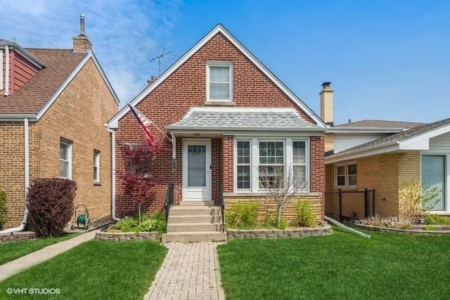 7240 W Fitch Avenue, Chicago, IL 60631 (MLS #11076987) :: Helen Oliveri Real Estate