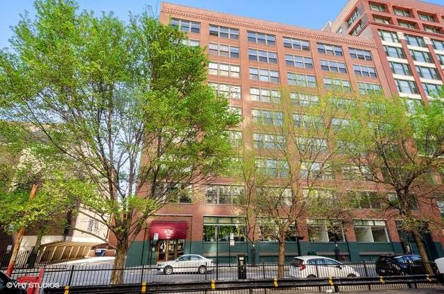 621 S Plymouth Court 508-510, Chicago, IL 60605 (MLS #11076993) :: Rossi and Taylor Realty Group
