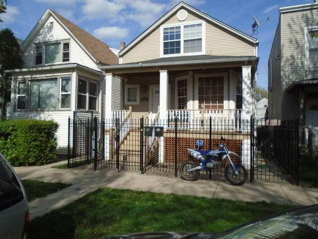 2519 N Ridgeway Avenue, Chicago, IL 60647 (MLS #11076994) :: Helen Oliveri Real Estate