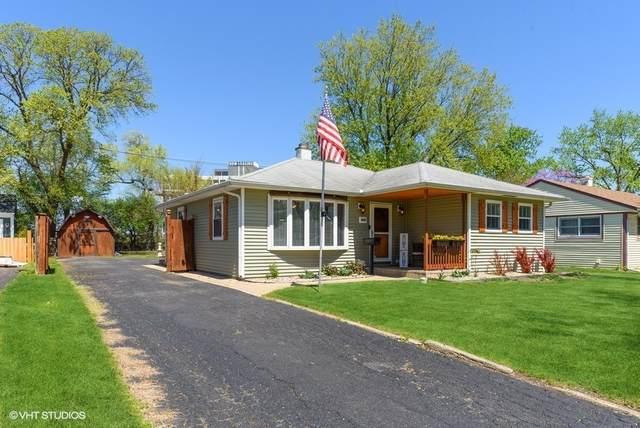 3602 Fremont Street, Rolling Meadows, IL 60008 (MLS #11077017) :: Helen Oliveri Real Estate