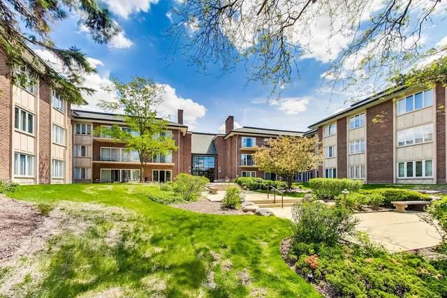 6 Oak Brook Club Drive J206, Oak Brook, IL 60523 (MLS #11077039) :: Angela Walker Homes Real Estate Group