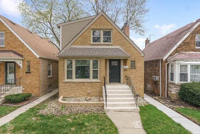 8025 S Washtenaw Avenue, Chicago, IL 60652 (MLS #11077047) :: Helen Oliveri Real Estate