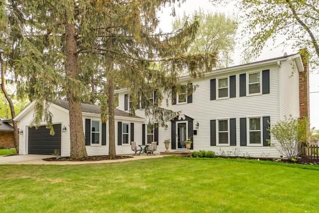 811 Bedford Lane, Libertyville, IL 60048 (MLS #11077064) :: Helen Oliveri Real Estate