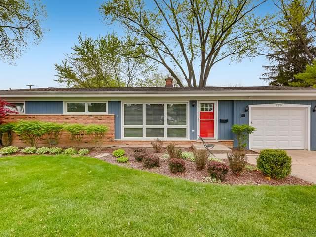 223 S Hart Street, Palatine, IL 60067 (MLS #11077114) :: BN Homes Group