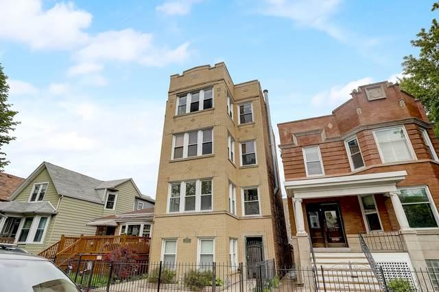 2925 N Whipple Street #4, Chicago, IL 60618 (MLS #11077133) :: Helen Oliveri Real Estate