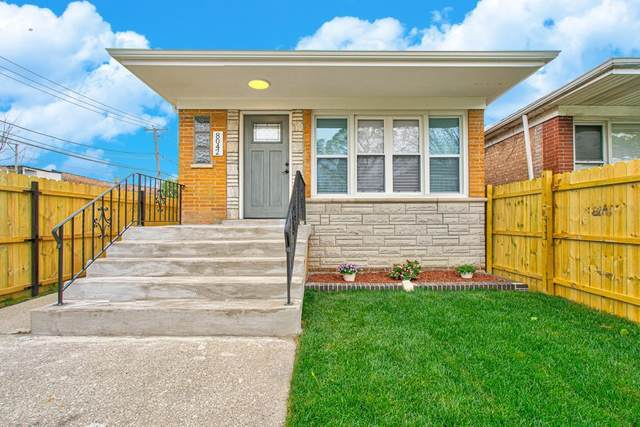 8042 S Emerald Avenue, Chicago, IL 60620 (MLS #11077246) :: Carolyn and Hillary Homes
