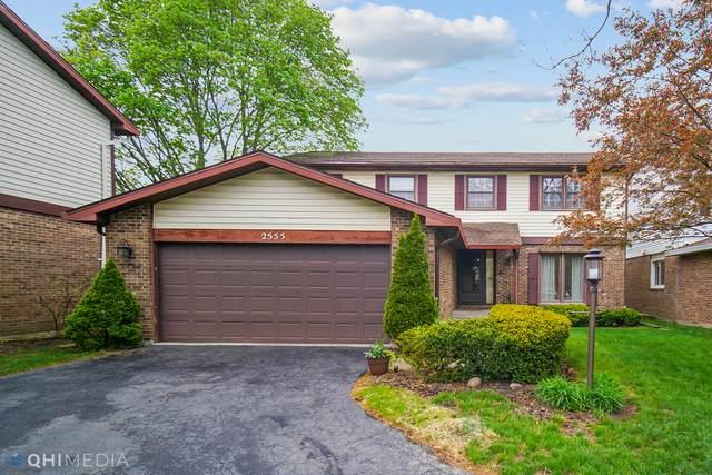2555 Cobblewood Drive, Northbrook, IL 60062 (MLS #11077355) :: Helen Oliveri Real Estate