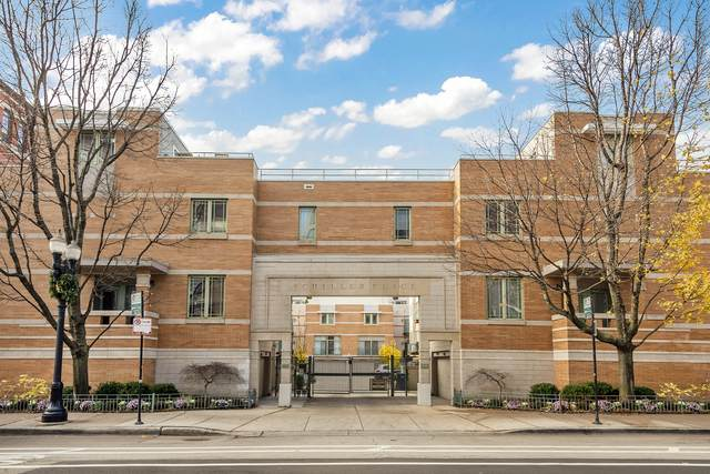 1401 N Wieland Street U, Chicago, IL 60610 (MLS #11077365) :: BN Homes Group