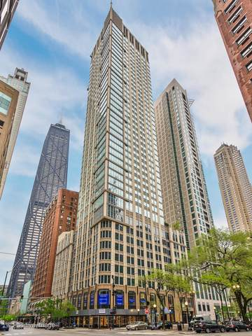 57 E Delaware Place #2001, Chicago, IL 60611 (MLS #11077402) :: BN Homes Group