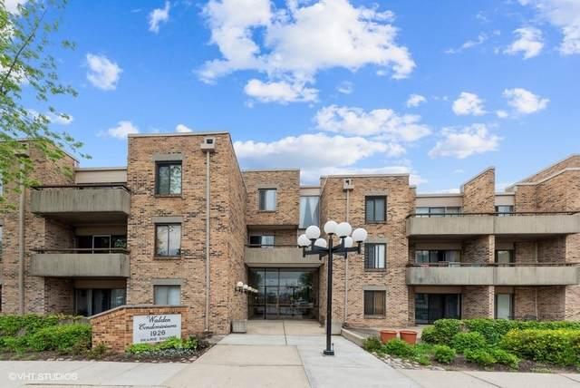 1926 Prairie Square 233B, Schaumburg, IL 60173 (MLS #11077405) :: BN Homes Group