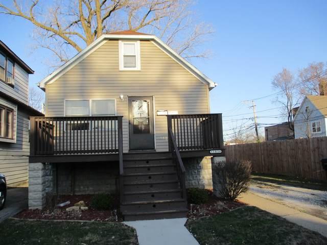 11039 S Troy Street, Chicago, IL 60655 (MLS #11077433) :: Helen Oliveri Real Estate