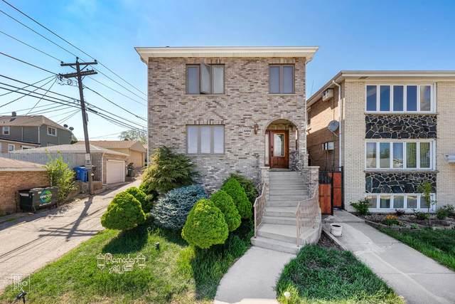 4414 N Natchez Avenue N, Harwood Heights, IL 60706 (MLS #11077493) :: Helen Oliveri Real Estate