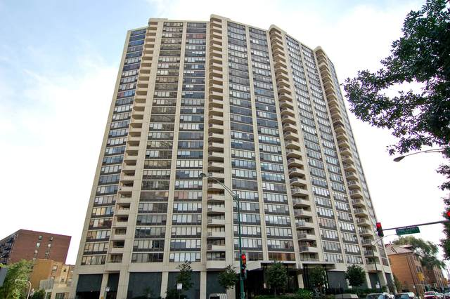 3930 N Pine Grove Avenue #1505, Chicago, IL 60613 (MLS #11077495) :: BN Homes Group