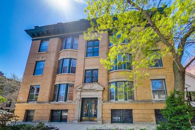 2100 N Hudson Avenue #2, Chicago, IL 60614 (MLS #11077516) :: BN Homes Group