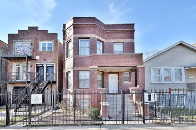 368 N Hamlin Avenue, Chicago, IL 60624 (MLS #11077519) :: Littlefield Group