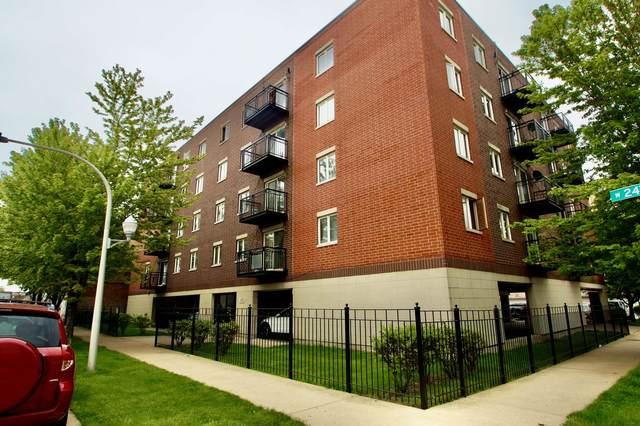 475 W 24th Street 2C, Chicago, IL 60616 (MLS #11077549) :: Helen Oliveri Real Estate