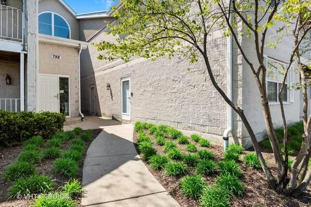 798 N Gary Avenue 2-114, Carol Stream, IL 60188 (MLS #11077564) :: Helen Oliveri Real Estate