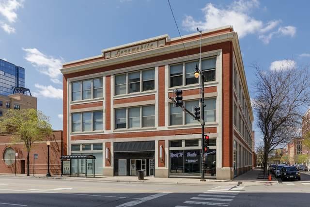 2000 S Michigan Avenue #305, Chicago, IL 60616 (MLS #11077576) :: BN Homes Group