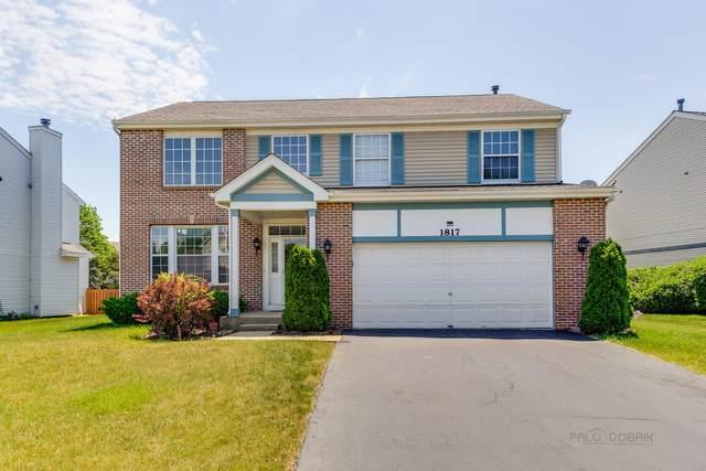 1817 Avalon Drive, Wheeling, IL 60090 (MLS #11077582) :: Touchstone Group