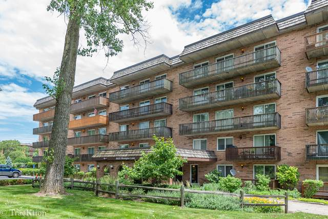 8025 Woodglen Lane #311, Downers Grove, IL 60516 (MLS #11077594) :: BN Homes Group