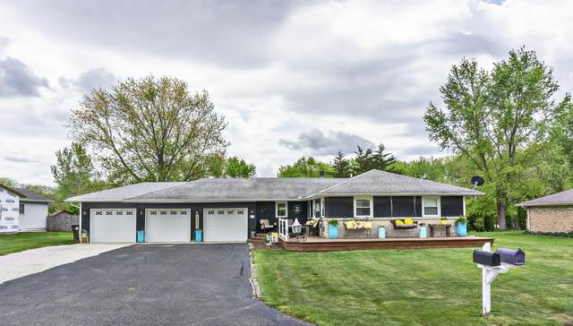 59 Glenbrook Lane, Fisher, IL 61843 (MLS #11077612) :: Carolyn and Hillary Homes