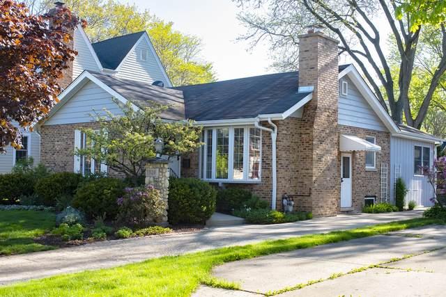 3929 Howard Avenue, Western Springs, IL 60558 (MLS #11077614) :: Helen Oliveri Real Estate