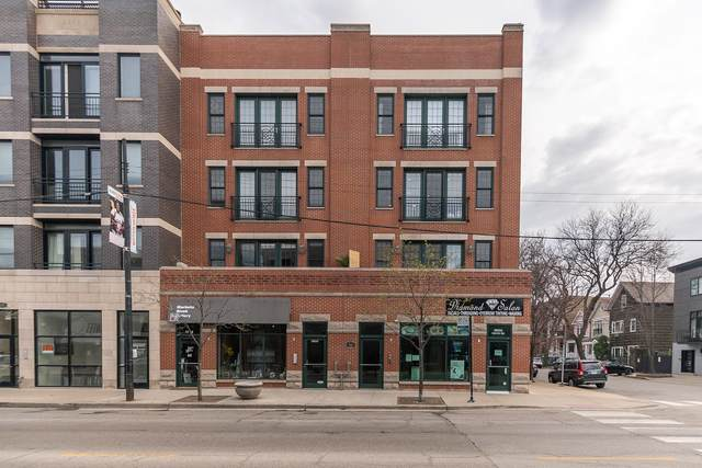 1125 W Belmont Avenue #3, Chicago, IL 60657 (MLS #11077652) :: BN Homes Group
