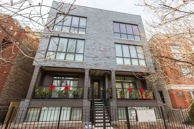 2650 N Bosworth Avenue 3S, Chicago, IL 60614 (MLS #11077662) :: BN Homes Group