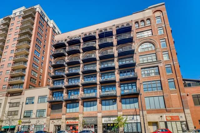 1503 S State Street #704, Chicago, IL 60605 (MLS #11077669) :: Helen Oliveri Real Estate