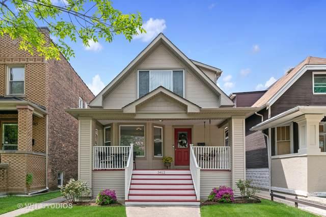 3412 N Tripp Avenue, Chicago, IL 60641 (MLS #11077684) :: The Dena Furlow Team - Keller Williams Realty