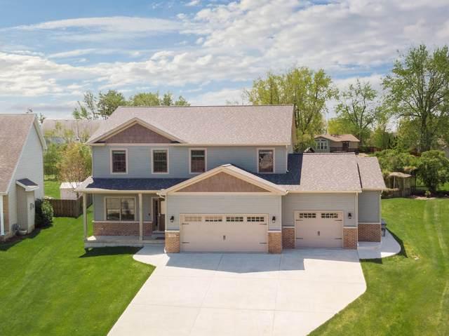 2606 Grey Fox Trail, Bloomington, IL 61705 (MLS #11077704) :: Helen Oliveri Real Estate