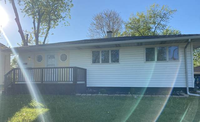 22436 Yates Avenue, Sauk Village, IL 60411 (MLS #11077734) :: Helen Oliveri Real Estate