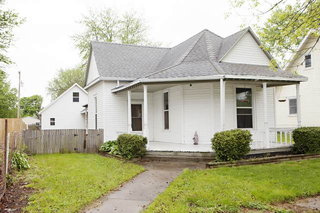 203 S Shirley Street, NEWMAN, IL 61942 (MLS #11077741) :: Carolyn and Hillary Homes