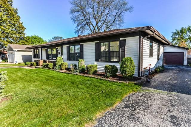 145 Brandywine Avenue, Elk Grove Village, IL 60007 (MLS #11077762) :: Helen Oliveri Real Estate