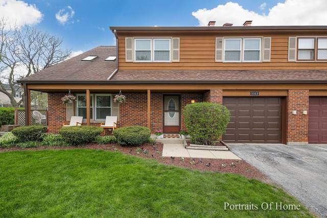 1313 E Evergreen Drive, Palatine, IL 60074 (MLS #11077786) :: Ryan Dallas Real Estate