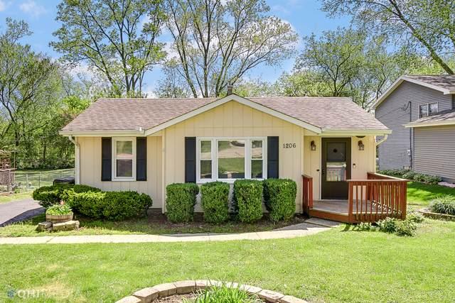1206 Burr Street, Lake In The Hills, IL 60156 (MLS #11077789) :: Helen Oliveri Real Estate