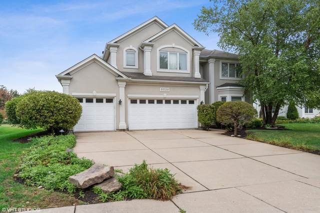 5035 Prairie Sage Lane, Naperville, IL 60564 (MLS #11077812) :: Carolyn and Hillary Homes
