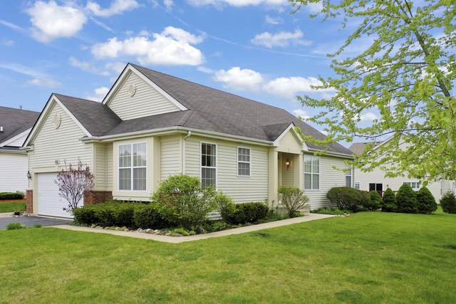 52 W Vandermeer Drive, Antioch, IL 60002 (MLS #11077836) :: Carolyn and Hillary Homes